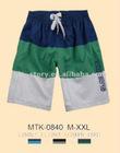 men fashion color beach short for brazil