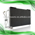 For Peugeot 405 Parallel Flow Auto AC Condenser