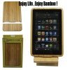 Genuine bamboo case for amazon kindle fire case