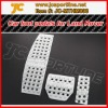 Car foot brake pedals with HAMANN model for Land rover DISCOVERY 3 DISCOVERY 4 AT