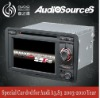 "7""touch screen Car audio dvd player for AUDI A3,S3 with dvd/bt/radio/gps/iphone/ipod/3G/DVBT/TMC/PIP/6CD function(AS-8603G)"