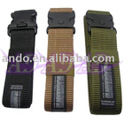 Adjustable Blackhawk Duty Tactical Military Belt Blackhawk! Black