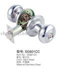 SG601CC Tubular Knob Lock