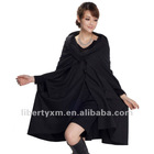 women poncho overcoat wool brand fashion overcoat