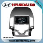 Car gps navigation for Hyundai I30 (EW-SH702DG)