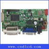 The main board for PC monitor,support VGA/DVI/FULL HD1920X1080/Audio
