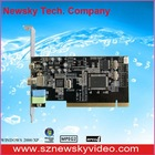 PCI card Global TV System with Silicon---TV7130
