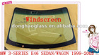 windshield auto glass windsreen NAGS No FW2092 MW 3-SERIES E46 SEDAN/WAGON 1999-2005-