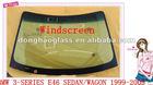 windshield auto glass windsreen NAGS No FW2092 MW 3-SERIES E46 SEDAN/WAGON 1999-2005-