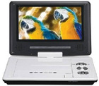 portable DVD,7''protable DVD with tv