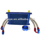 10 AN Car Oil Filter Cooler