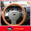 Factory Car accessories leather coach steering wheel cover