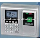 Black & white LCD High speed & veracity Metal shell fingerprint Access & Attendance device ZTA8
