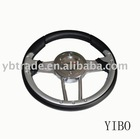 YB-4166F Custom Racing Steering Wheel