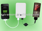 Portable Power Pack 1900mAh for iPhone 3G and 3Gs( Protective cover, Backup battery )
