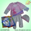 Girl multi-pcs suit set