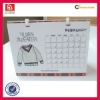 Cute Table Calendar Printing With High Quality