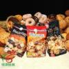 flexible printing and lamination packaging snack food garde bag