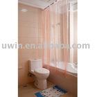 Vinyl Transparent Shower curtain,home vinyl shower curtains