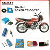 all of bajaj BOXER100 CT100 parts from China Factory price