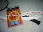 badminton racket grip with special PU composition