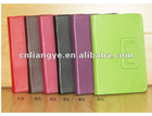 colorful pu leather case diary case kind fire case