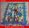 comfortable cartoon children blanket