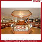 Nice jewelry display shoecase kiosk, jewelry store showcase