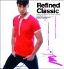 fashion men's button down collar t shirts T177