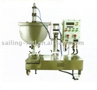 GCJ01-06-IBT WEIGHING TYPE SEMI-AUTOMATIC LIQUID FILLER