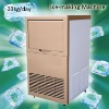 23kg/day with Spray Evaporator and 350W Input Power Cube Ice Maker