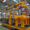 gas pressure regulator station