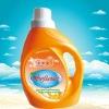 Softener detergent liquid