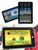 7'' tablet PC Android2.3 resistive touch panel 512M DDR2 WIFI