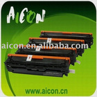 Compatible color toner for HPCB540-CB543(HP P1215)