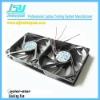 80*80*15 MM 5V DC Cooling Fans ,Plastic Material ,Black
