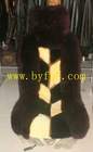 BY-YP-S33 sheepskin car seat cover