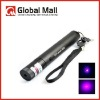 True Power Guaranteed 405nm Adjust Focus Blue-violet Kaleidoscopic Laser Pointer Pen GT-LA0010
