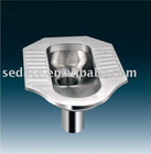 Stainless Steel Squatting Toilet SG-4050B( With CE Certificate )