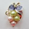 fashion pearl brooch jewelry