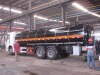Bitumen tank truck