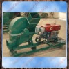 Diesel Wood Sawdust Machine, hot sell in Jamaica, Europe, Brazil, etc