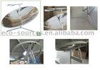 solar cooker ,dish
