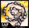Evil Eye beads LF-EBD48
