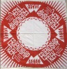 paisley bandana,cotton bandana,printed bandana