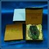 Antique copper sourvenir medallion with box
