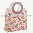fashion paper bag(210g ivory paper ) Guaranteed 100% wholesale and customize