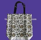 2012 new design australian style Cotton canvas folding bag