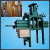Hydraulic digital controlled incense making machine