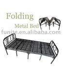 Steel /Metal Folding Bed
